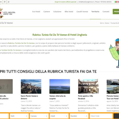 Blog Sito Web